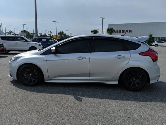 Used Ford Focus St >> 2014 Ford Focus St Ford Dealer In Daytona Beach Fl Used Ford